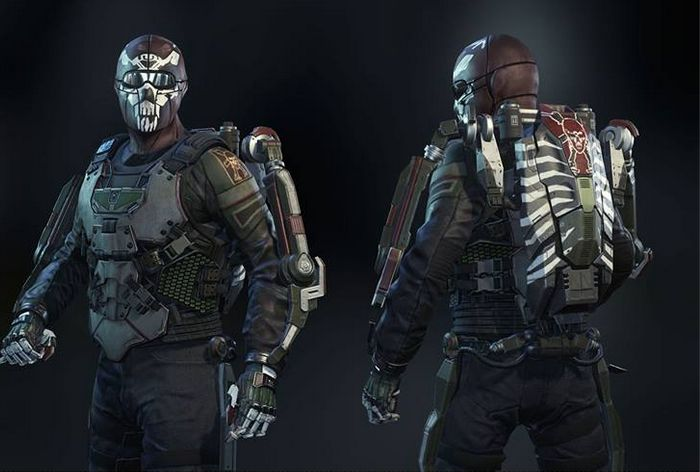 The PVA Paramilitary gear now available in the Supply Drop Rotation