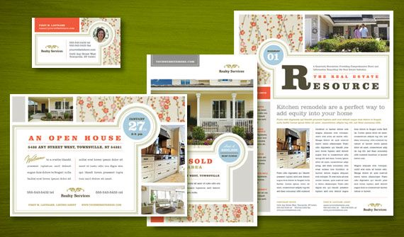 1000+ images about Real Estate Identity on Pinterest   Newsletter ...