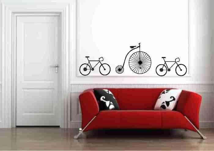 Truco: Cómo eliminar los restos de adhesivo de la pared | Hacer bricolaje es facilisimo.com
