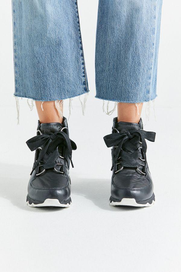 Sorel Kinetic Short Lace Boot   Lace
