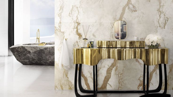 Trends 2018 Luxurious Bathrooms