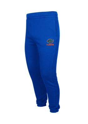 Colosseum Athletics Florida Gators Zone Iii Fleece Pants - Blue - 2Xl