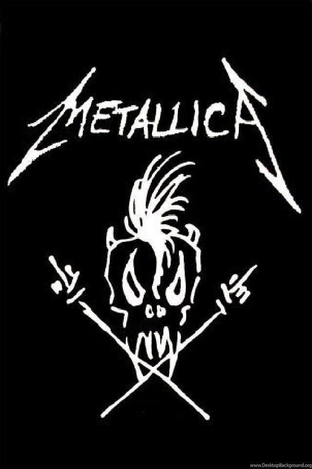 Metallica Wallpaper For Iphone Iphone 6 Metallica Wallpapers Hd Is Hd Wallpapers Backgrounds For Desktop Or Mobile D In 2020 Metallica Logo Metallica Metallica Art