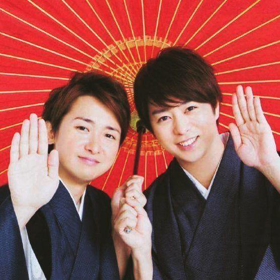 #japonism 期待!#櫻井翔 #sakuraisho #大野智 #ohno #ohnosatoshi #嵐 #arashi #3104 #山コンビ #山夫婦 #山組