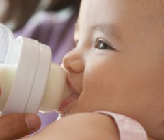 Breastfeeding to Bottle-Feeding Basics, good pointers if you decide to introduce a bottle