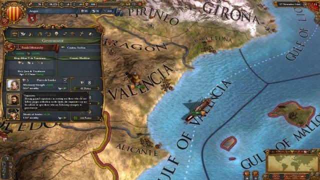 Europa Universalis 4 PC Games Gameplay