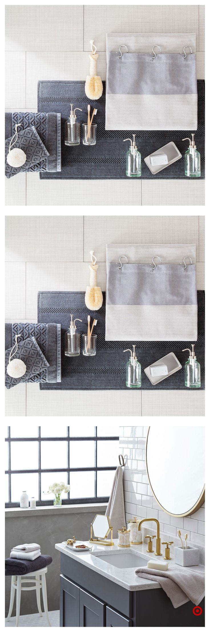 Shop Target for bath canister you will love at great low prices. Free shipping on orders of $35+ or free same-day pick-up in store.