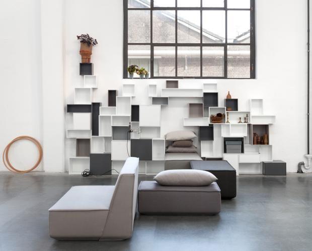 Möbel nach Maß Cubit. Shelves Decoration. Trends 2017