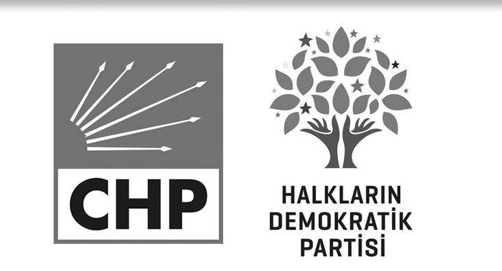 En 'gayretli' partiler CHP ve HDP
