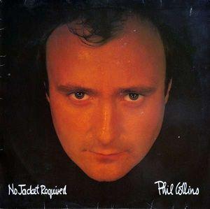 Phil Collins - No Jacket Required (Vinyl, LP, Album) at Discogs