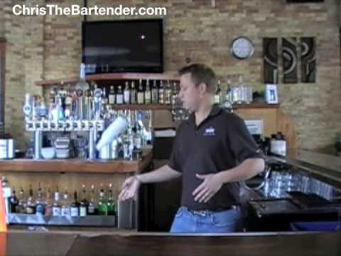 Flair bartending lesson 8 homework