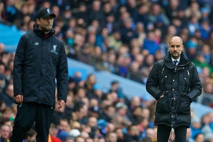 LIVE: Man City vs. Liverpool – Follow the Reds' Premier League clash here