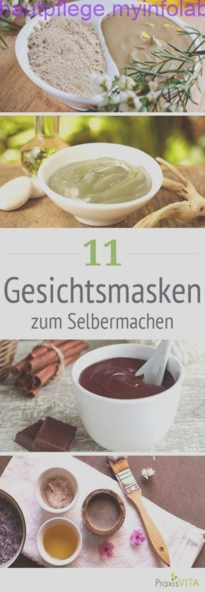 Make face masks yourself: 11 recipes for great skin  -  Hautpflege-Rezepte