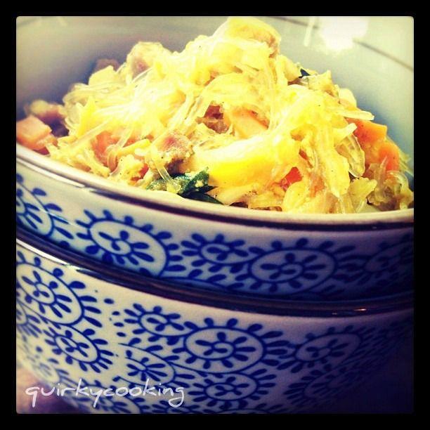 Sue-Ellen's Singapore Noodles - Quirky Cooking