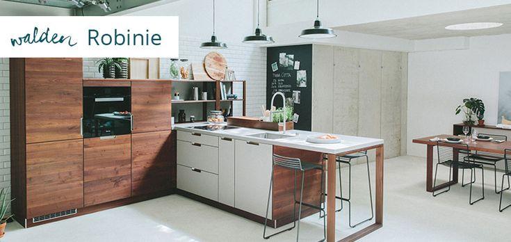 Walden u2013 Robinie Möbel Höffner dream homee Pinterest - möbel höffner küchen