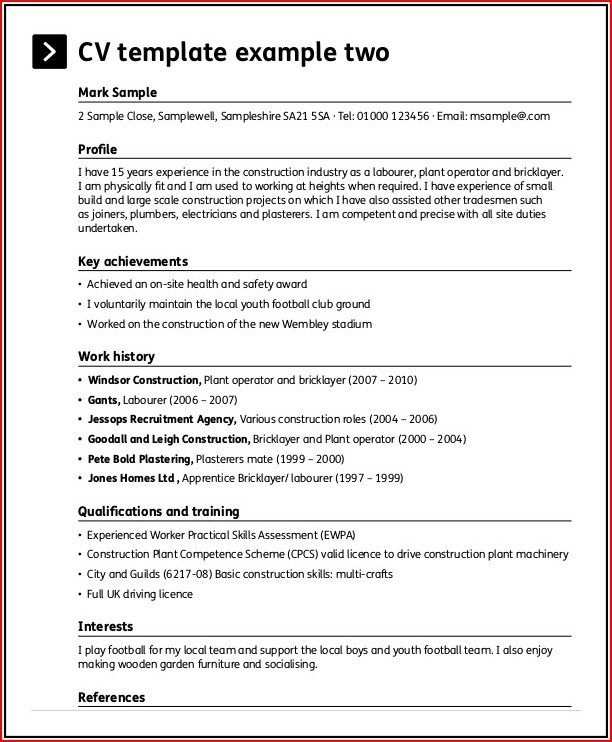 Cv Template For Mac Free Resume Resume Designs Arxxryemb2 Project Manager Resume Resume Examples Basic Cv Template