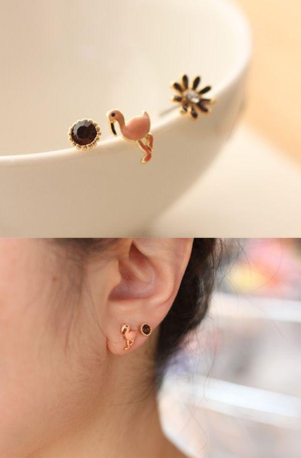 17 Best Ideas About Earring Set On Pinterest Peircings
