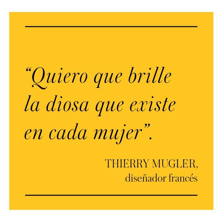 Thierry Mugler - El Palacio de Hierro