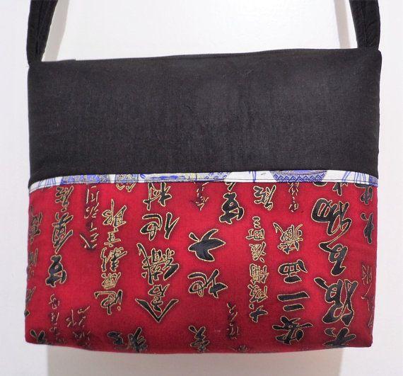 Shoulder Bag  Handmade Oriental Design Bag  Modern  Bag