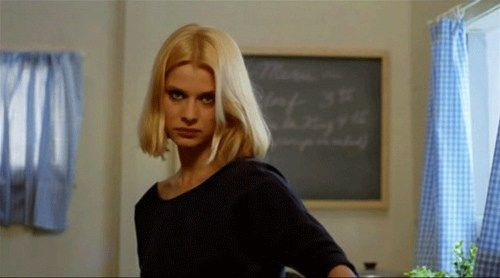 "Nastassja Kinski in ""Paris, Texas"" (1984, Wim Wenders) / Cinematography by Robby Müller"