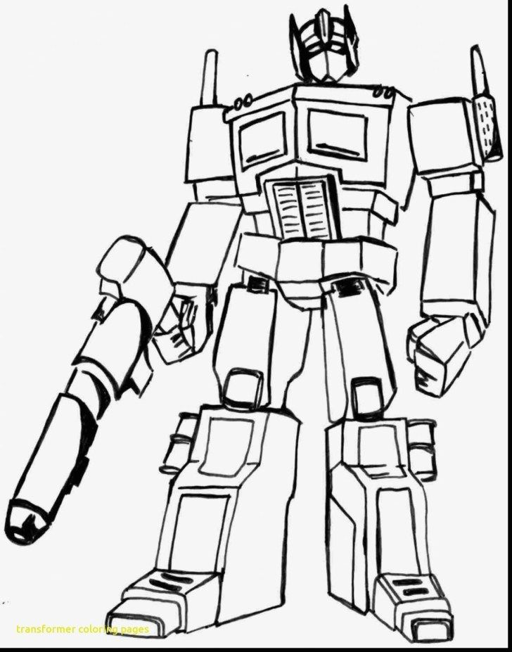 Transformer Coloring Pages Transformers Coloring Pages Transformer