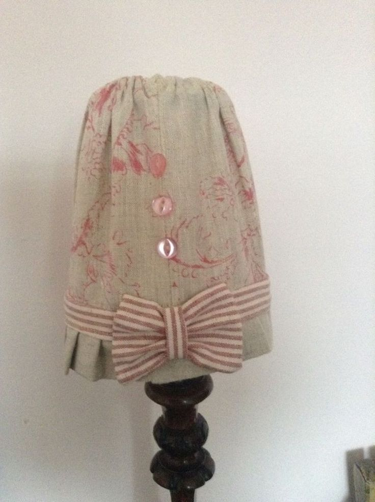 cabbages and roses  meggernie re covered vintage candle lampshade brocante styl  | eBay