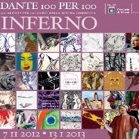 dal 7 novembre 2012 al 13 gennaio 2013 - 100 artisti contemporanei chiamati a interpretare singolarmente l'immortale opera del Divin Poeta, promossa dall'Assessorato alla Cultura della Provincia di Mi.