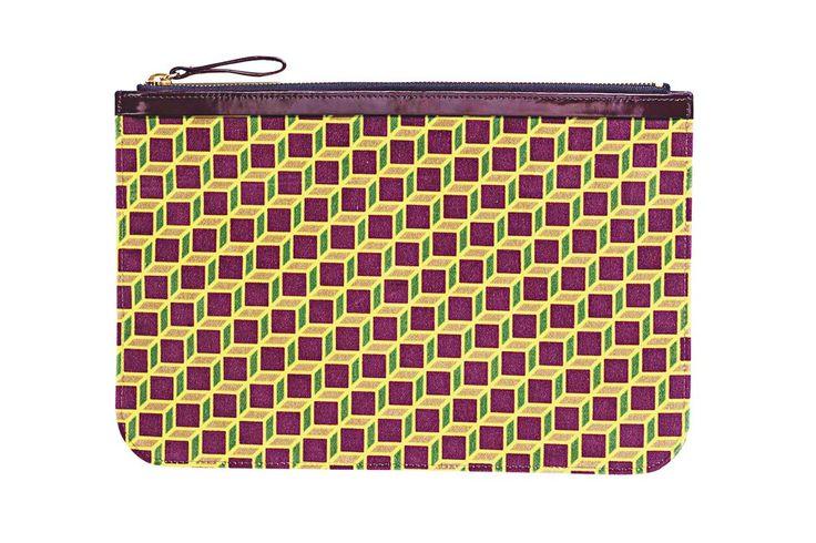 Pierre Hardy's pouch.