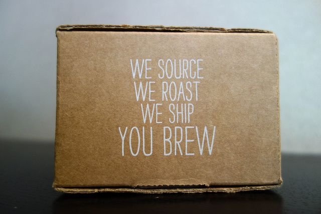 Tonx Coffee, A Coffee Sourcing, Roasting & Shipping Service