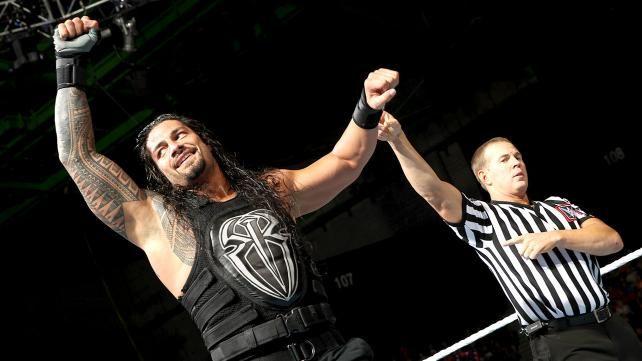 Roman Reigns vs. Luke Harper: photos | WWE.com