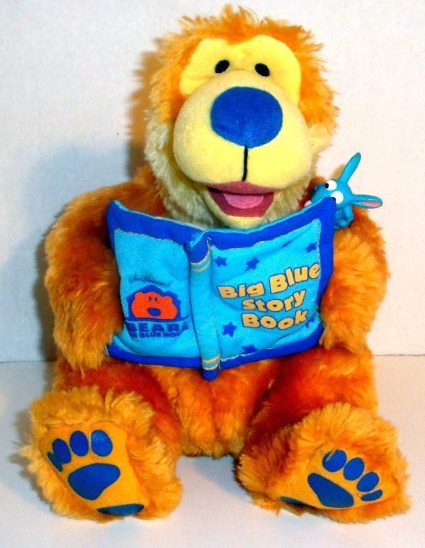 Talking Story Time Bear In The Big Blue House Tutter Mouse 8