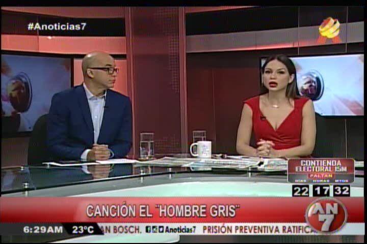 Presentadores De Noticias Comentan Sobre La Nueva Canción De Vakeró