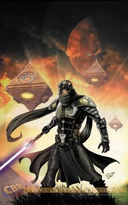 """NYCC EXCLUSIVE: Ostrander and Duursema Unveil """"Star Wars: Dawn of the Jedi"""" - Comic Book Resources"""