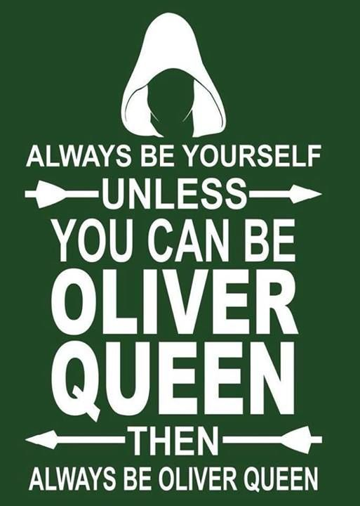 #Arrow #OliverQueen