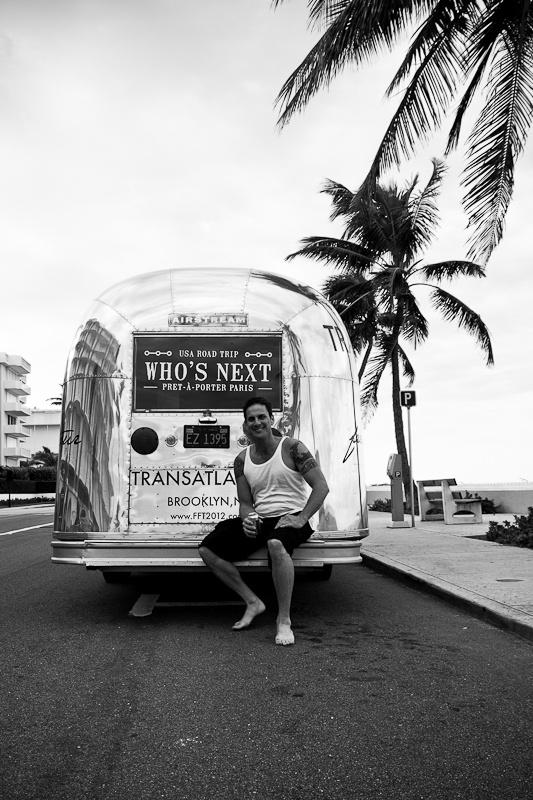 Backside portrait in Palm Beach Florida