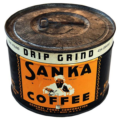 "Sanka Coffee - Pa Young drank Sanka coffee and always called it ""Sankey""  Ma Young would always say ""Pa"" it's Sanka and he would say that's what I said ""Sankey"". He just boiled his coffee in the coffee pot so when you got down to the last cup or two you would get a lot of grounds.  Ray"