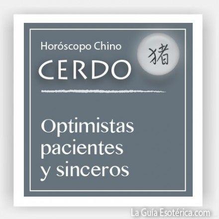 Horóscopo Chino Cerdo (Pulsa en la imagen para ver lo que te depara el 2014)
