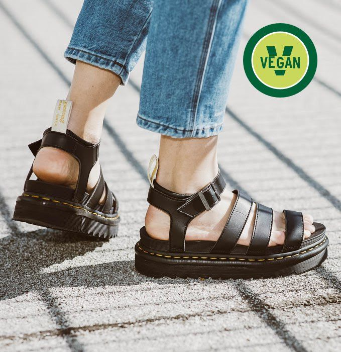 Dr. Martens: Sandals. But not as you know them | Sandals, Dr