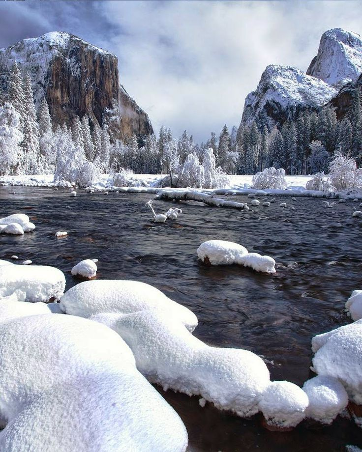 ❅❅❅ Yosemite National Park, USA