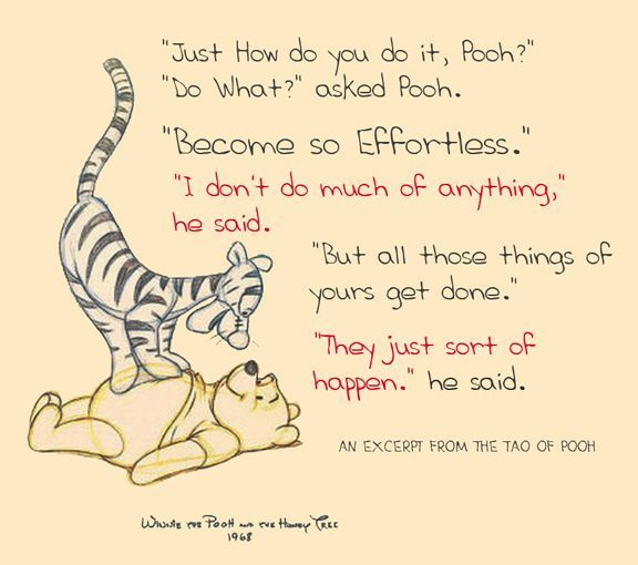 Pooh E A, Tao Of Pooh, Lovelife Othershit, Luzialight Wordpress, Spa Renaissance, Pooh Style, Tao Van, Bear Quotes, Pooh Quotes