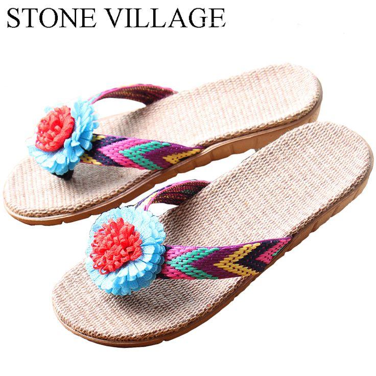 Unisex Non-slip Flip Flops Bear Sweet Cool Beach Slippers Sandal