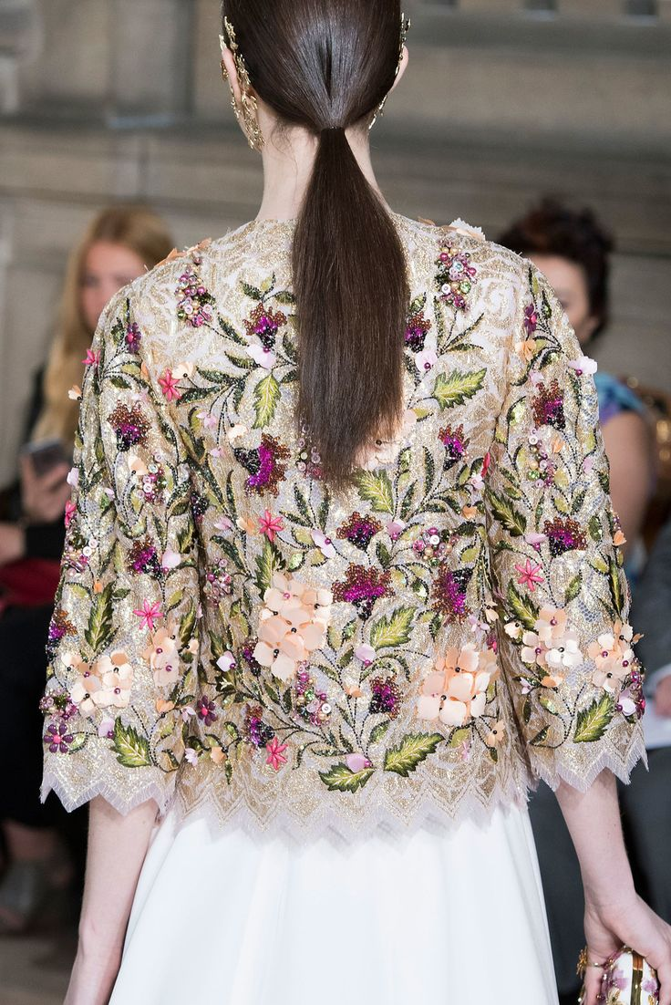 Georges Hobeik Couture Fall 2016