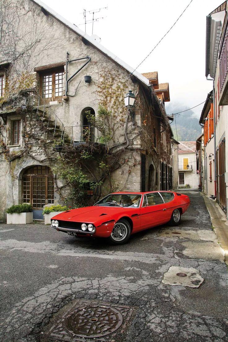 Espada by Lamborghini, series I, II , III 1968-1978