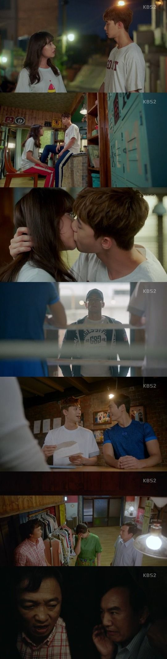 [Spoiler] Added episode 13 captures for the #kdrama 'Fight My Way'