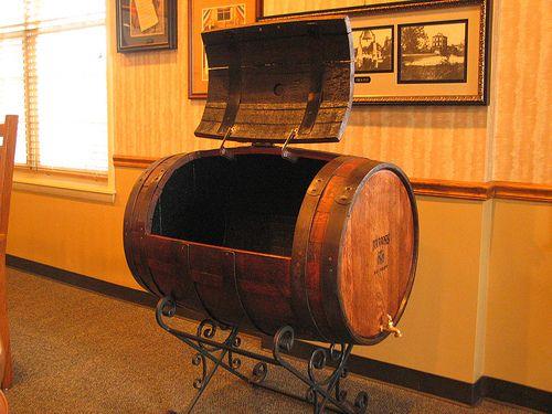 Whiskey Barrel Furniture Stuff To Buy Pinterest Whiskey Barrels Furniture And Whiskey