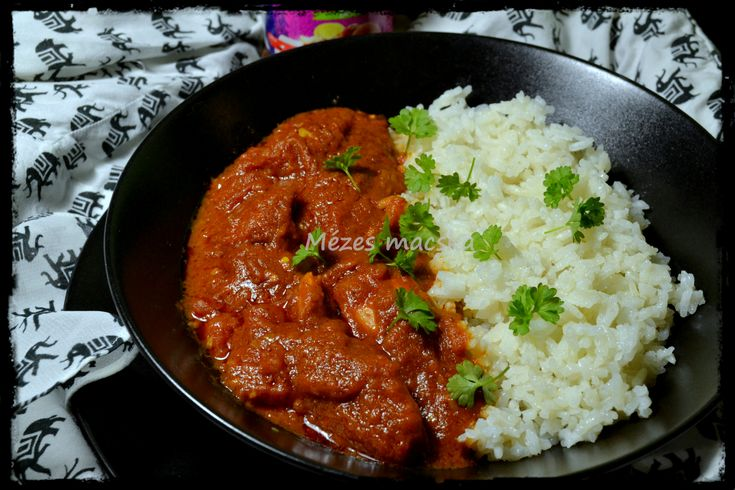 Indiai currys csirke - Easy chicken curry
