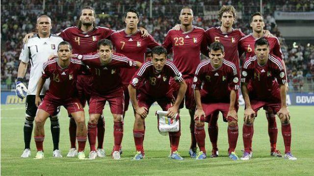 Venezuela - Copa América   Deportes 13