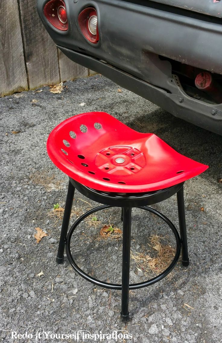 Reproduction Tractor Seat Stool : Best tractor seat stool ideas on pinterest