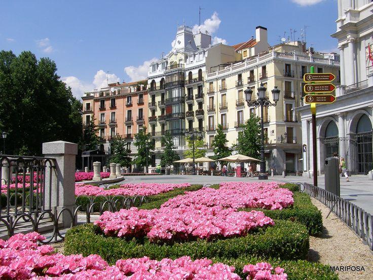 Hiszpania, Madryt