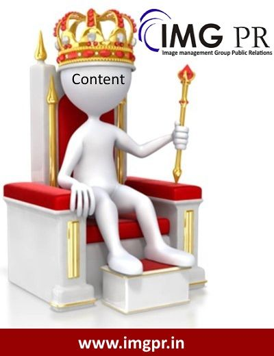 Content is King!!! When you write be creative, be engaging that's the only way you'll connect with your readers. IMGPR - Best Content Marketing Agency. www.imgpr.in #Marketing #BrandBuilding #MarketingStrategy #Promotion #imgpr #publicrelations #pragency #imgprindia #trustedpragency #punjab #img #imgprchandigarh #mediarelations #publicrelation #brand #prcompany #reputationmanagement #content #contentmarketing Image Management Group Public Relations - imgpr.in